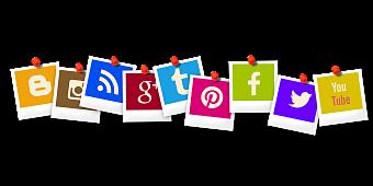Using Social media for marketing, marketing with social media, social media selling, selling with social media